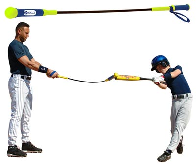 Two-man Batting Stick