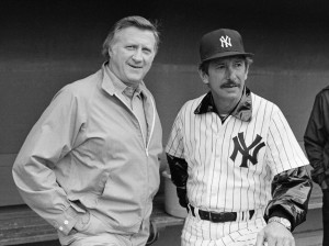 George Steinbrenner, Billy Martin
